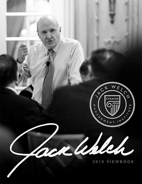 Jack Welch Management Institute Viewbook