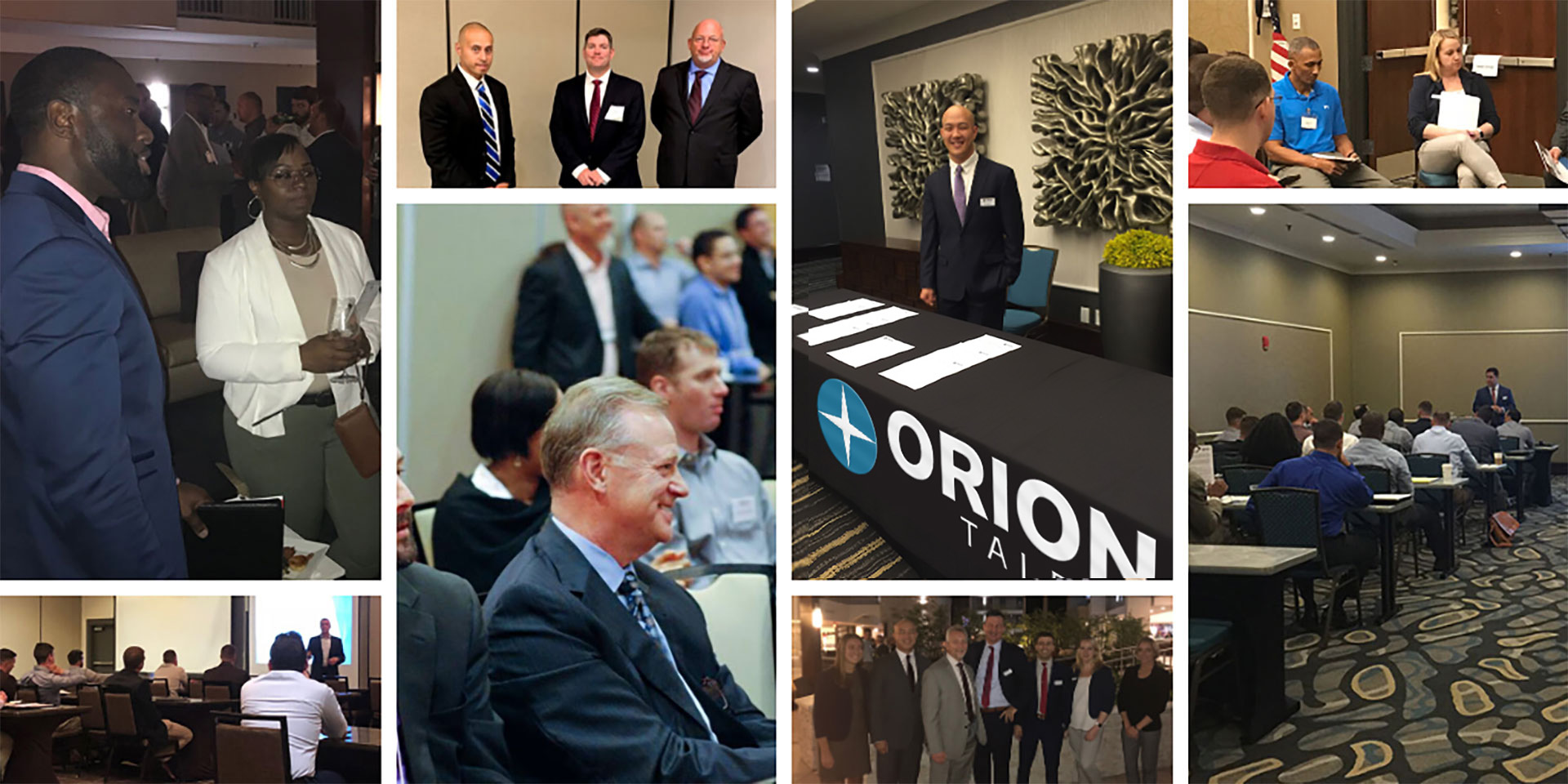 Orion Talent Hiring Conferences