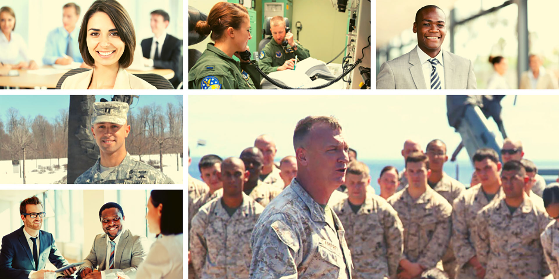 Post-Military Careers for Transitioning and Former Military Officers