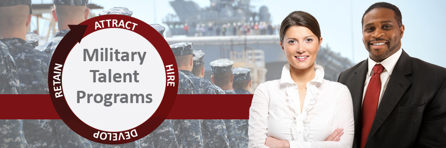 Hire Military Talent With A Program Customized For Your Needs