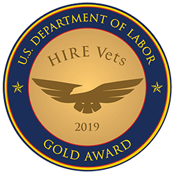 Orion Talent (Orion ICS LLC) USDOL 2019 Gold Award