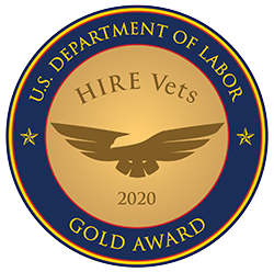 Orion Talent (Orion ICS LLC) USDOL 2020 Gold Award