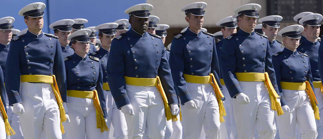 Career Services for Air Force Academy Graduate Veterans