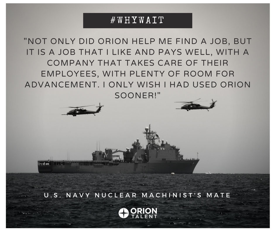 WhyWait Navy Nuclear Machinists Mate